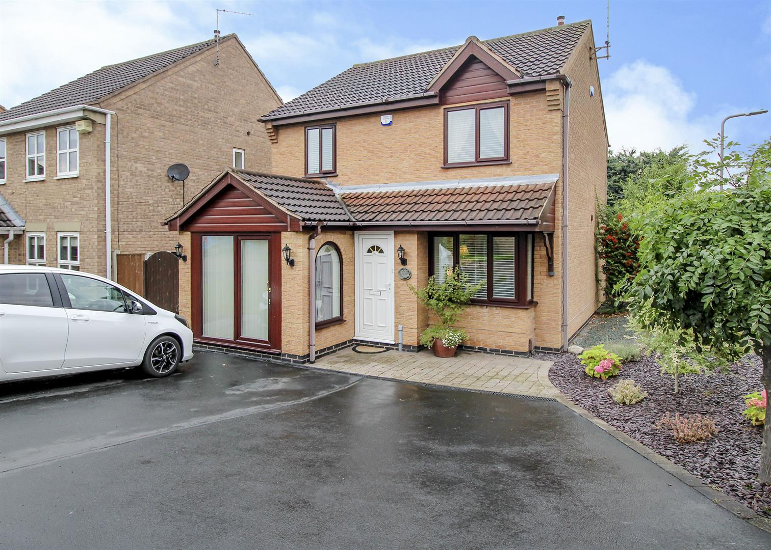 3 Bedrooms Detached House for sale in Trowell Park Drive, Trowell